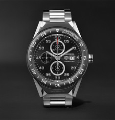 TAG Heuer - Connected Modular 45mm Titanium and Ceramic Smartwatch