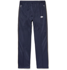 Battenwear Piped Satin-Jersey Drawstring Sweatpants
