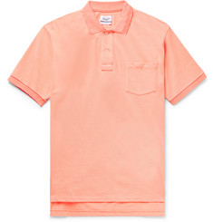 Battenwear Cotton-Piqué Polo Shirt