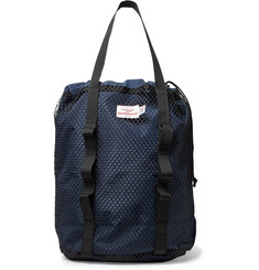 Battenwear Wet-Dry Mesh-Trimmed Nylon Bag