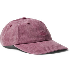 Battenwear Embroidered Washed Cotton-Twill Baseball Cap