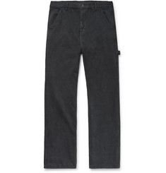 SIMON MILLER - Joshua Wide-Leg Cotton-Twill Trousers