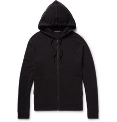 James Perse Baby Cashmere Zip-Up Hoodie