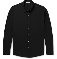 James Perse Cotton-Voile Shirt