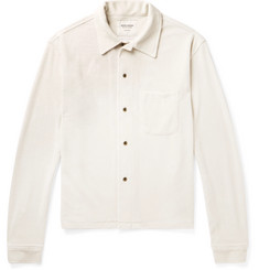 Noon Goons Cotton-Blend Terry Shirt
