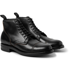 Viberg - Service Cordovan Leather Boots