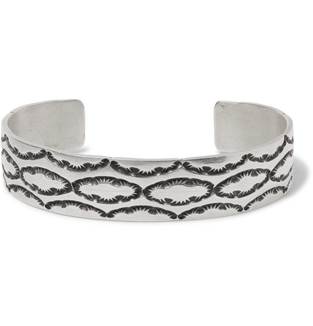FOUNDWELL STERLING SILVER CUFF