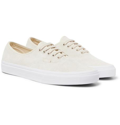 c6e078e85e7639 Vans - Authentic Suede Sneakers