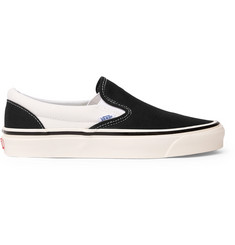 Vans Anaheim 98 DX Canvas Slip-On Sneakers