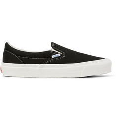 ce0f981c388 Vans OG Classic LX Canvas Slip-On Sneakers