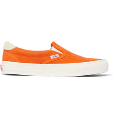 Vans OG 59 LX Suede Slip-On Sneakers