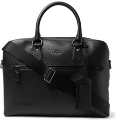Polo Ralph Lauren Pebble-Grain Leather Briefcase