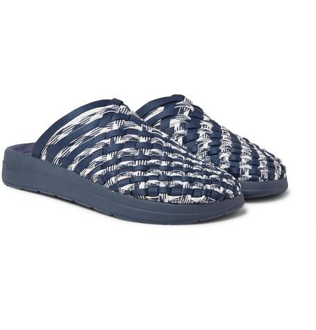 + Missoni Colony Woven Nylon Webbing Sandals by Malibu