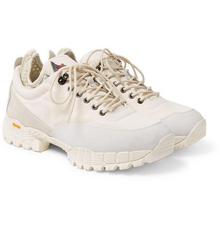 Neal Suede And Nylon Sneakers Roa ApAqdq