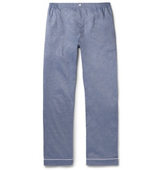 Sleepy Jones - Marcel Mercerised Cotton Pyjama Trousers