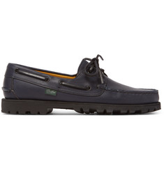 Arpenteur + Paraboot Malo Leather Boat Shoes