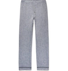 Sleepy Jones - Marcel Slub Linen Pyjama Trousers