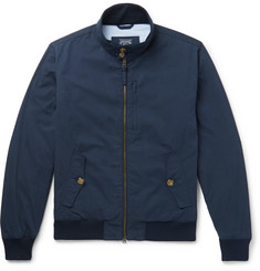 J.Crew Cotton and Nylon-Blend Blouson Jacket