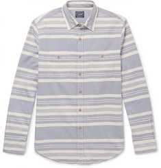 J.Crew - Carolina Striped Cotton Shirt
