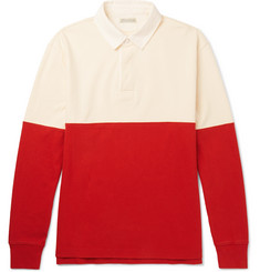 J.Crew Cotton-Jersey Polo Shirt
