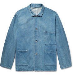 Chimala Distressed Denim Jacket