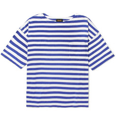 Chimala Striped Cotton-Blend Jersey T-Shirt