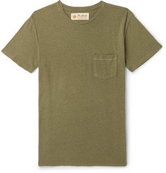 Mollusk Slub Hemp and Organic Cotton-Blend T-Shirt