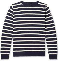 Holiday Boileau - + Editions M.R. Striped Merino Wool Sweater