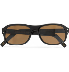Kingsman + Cutler and Gross Eggsy's Square-Frame Acetate Sunglasses