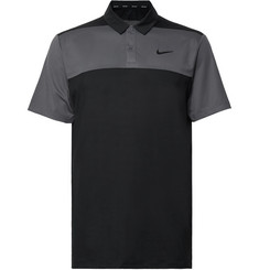 Nike Golf - Two-Tone Dri-FIT Golf Polo Shirt