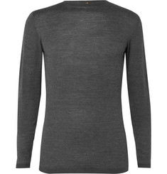 Iffley Road Dartmoor Mélange Merino Wool Base Layer