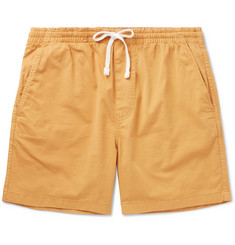 J.Crew Stretch-Cotton Drawstring Shorts