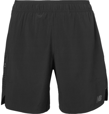 Impact Shell Shorts New Balance faT59j7bA