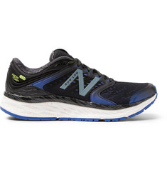 New Balance - 1080v8 London Edition Rubber and Mesh Running Sneakers
