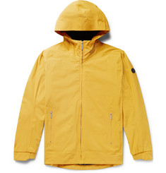 NN07 Clark Slim-Fit Waterproof Nylon Hooded Jacket