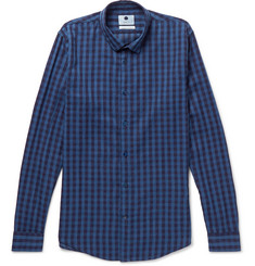 NN07 - Morgan Checked Cotton Shirt