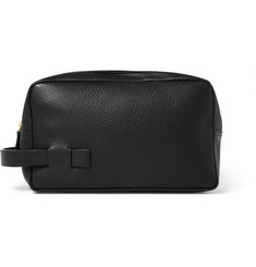 Miansai Lido Full-Grain Leather Wash Bag