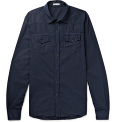 Tomas Maier Slim-Fit Cotton-Poplin Shirt