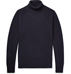 Tomas Maier Slim-Fit Cashmere Rollneck Sweater