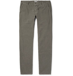Tomas Maier Slim-Fit Cotton-Corduroy Trousers