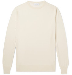 President's Wool and Cashmere-Blend Sweater