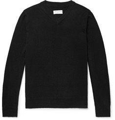 Officine Generale Slim-Fit Cashmere Sweater