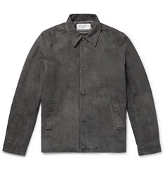 Officine Generale Suede Jacket