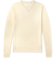 Officine Generale Cashmere Sweater