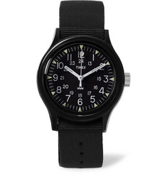 Timex Camper MK1 Resin and Grosgrain Watch