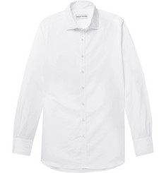 SALLE PRIVÉE - Curtis Slim-Fit Cotton-Poplin Shirt