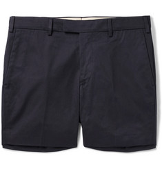 SALLE PRIVÉE Florian Slim-Fit Cotton-Twill Chino Shorts