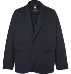 Monitaly Unstructured Cotton Blazer