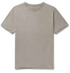 The Lost Explorer Slub Hemp and Cotton-Blend Jersey T-Shirt