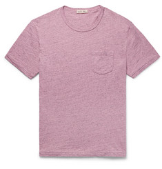 Alex Mill Mélange Slub Cotton-Jersey T-Shirt